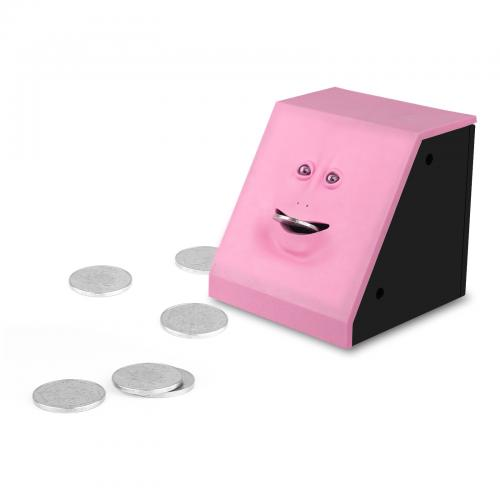 Official Bzfuture Piggy Bank Cat Coins Saving Box for Children Gift