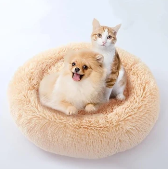 Pets Donut Calming Bed