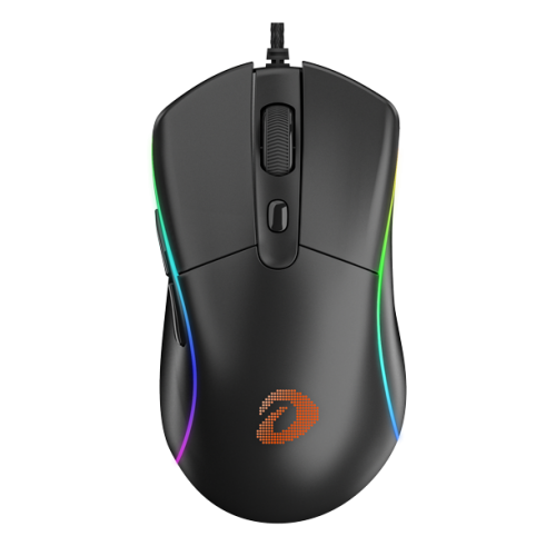 Official Dareu A960/A960S Gaming Mouse 65g Lightweight LED RGB Backlight Mice with AIM3337 18000/PMW3336 12000 DPI 50 Million Click Times