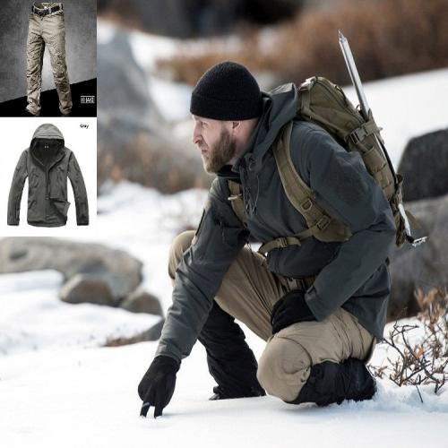 Official Outdoor Tactical Jacket Pants sets