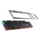 Dareu EK520S E-sports Wired Mechanical Gaimg Keyboard Dareu Optical blue switch 104-key