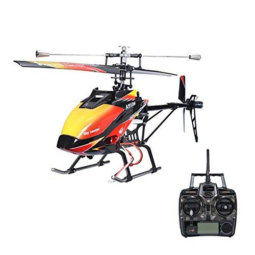 Official WLtoys V913 Brushless Version 2.4G 4CH RC Helicopter RTF