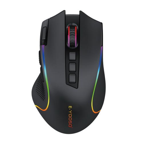 Official E-Yooso X11 Dual Mode Mice 4000 DPI