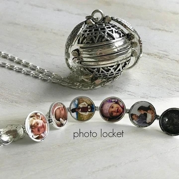 EXPANDING PHOTO LOCKET(buy 1 get 1 more for free)