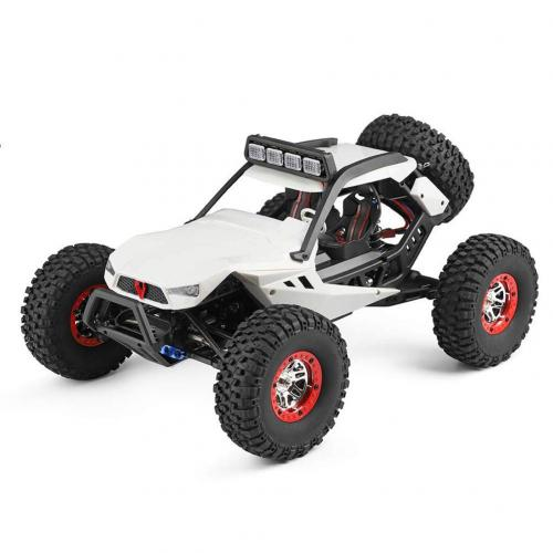 Official Wltoys 12429 1/12 2.4G 4WD High Speed 40km/h Off Road On Road RC Car With Head Light