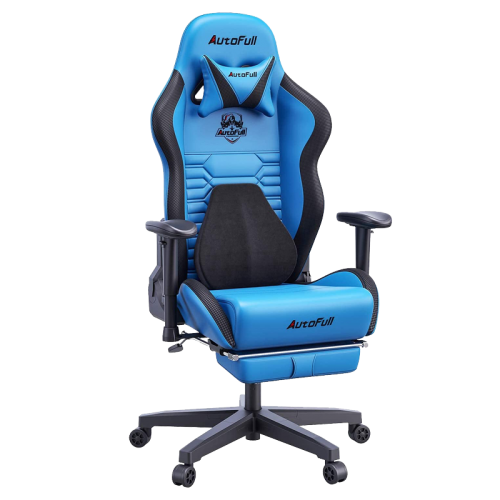 Official AutoFull Gaming Chair AF083UPJA,Blue