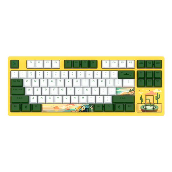 Dareu A87 Summer Theme Mechanical Gaming Keyboard