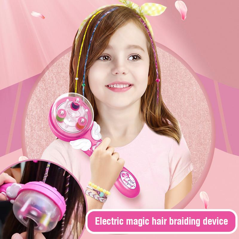 Bzfuture DIY Automatic Hair Braider