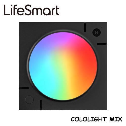 Official LifeSmart Cololight MIX Atmosphere Lamp RGB Dynamic Rhythm Quantum Lighting Panel DIY Lighting Design Smart Remote Voice Control