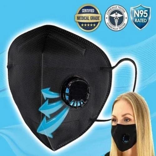 Official N95 FACE MASK RESPIRATOR
