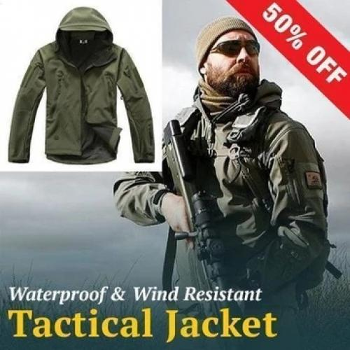 Official Outbound Weatherproof Tactical Jacket