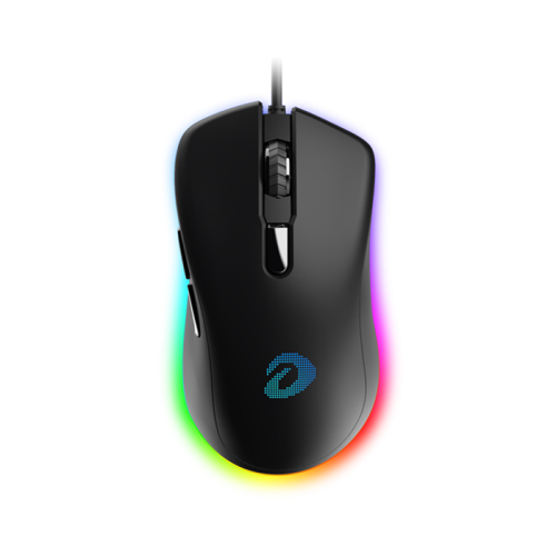 Official DAREU EM908 Wired RGB Gaming Mouse ATG4090 Sensor