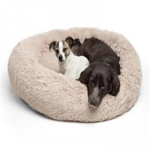 Official CALMING DOG BED