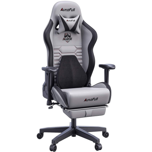 Official AutoFull Gaming Chair AF083GPJA,Grey
