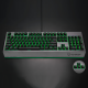 MOTOSPEED CK99 RGB Mechanical Keyboard All Key Anti-ghost 12 Lighting Effects