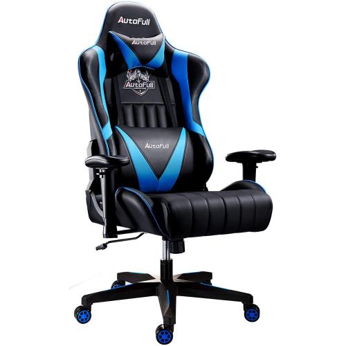 AutoFull Ergonomic Gaming Chair AF070UPU Standard(Blue)