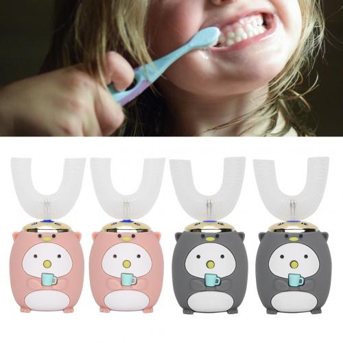 Official Bzfuture Children Electric Sound Waves Toothbrush