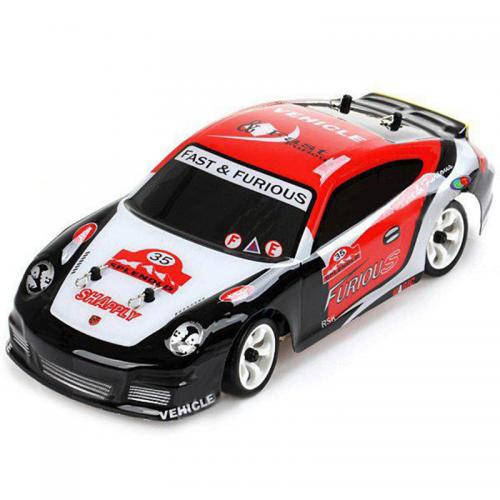 Official Wltoys K969 1/28 2.4G 4WD Brushed RC Car Drift Car