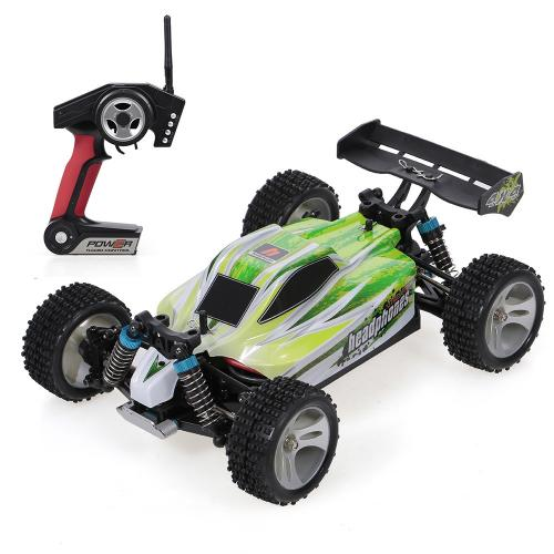 Official Wltoys A959 A959-A A959-B Rc Car 1/18 2.4G 4WD RC Car
