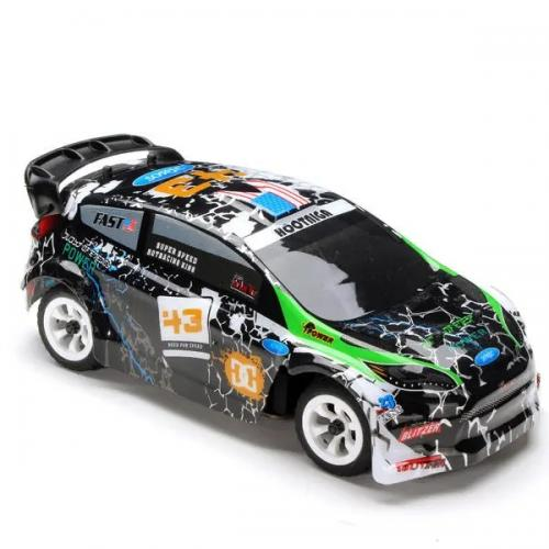 Official Wltoys K989 1/28 2.4G 4WD Alloy Chassis Brushed RC Car