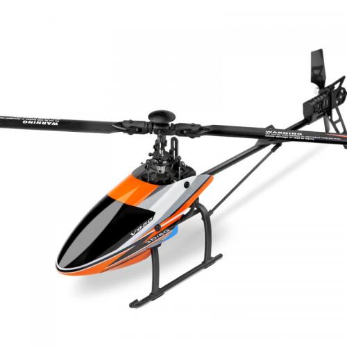 Official WLtoys V950 2.4G 6CH 3D6G System Brushless Flybarless RC Helicopter RTF