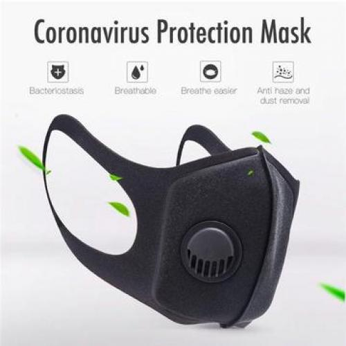 Official MASK WITH BREATHING VALVE