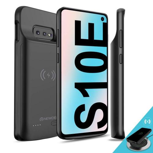 Official NEWDERY Wireless Charging Battery Case for Samsung Galaxy S10 E