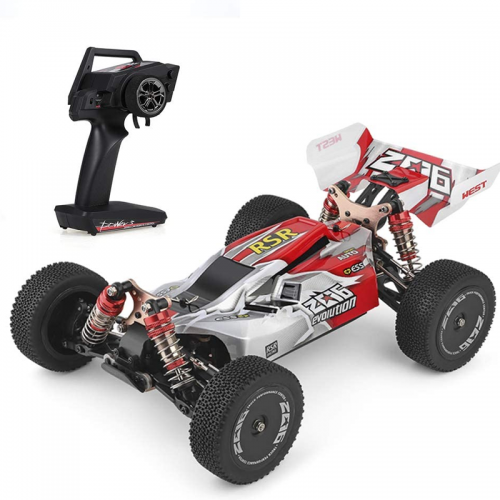 Official Wltoys 144001 1/14 2.4G 4WD High Speed Racing RC Car