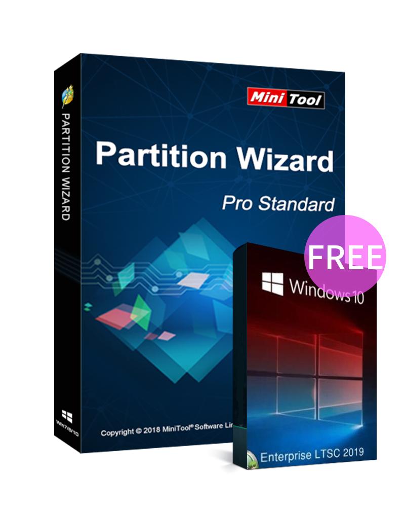 MiniTool Partition Wizard Pro 11 Standard CD Key Global(Windows 10 Enterprise LTSC 2019 CD Key free)