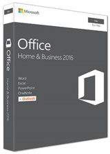 Official Office Home And Business 2016 For Mac CD Key Global