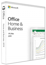 Official Office Home And Business 2019 For Mac CD Key Global