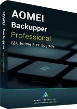 Official AOMEI Backupper Professional + Free Lifetime Upgrades 5.7 Key Global
