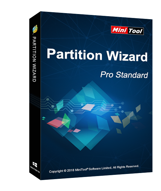 MiniTool Partition Wizard Pro 12 Standard CD Key Global