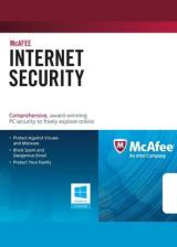 Official McAfee Internet Security Unlimited Devices 1 YEAR Global