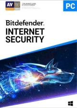 Official Bitdefender Internet Security 3 PC 2 Year Key Global