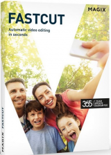 Official MAGIX Fastcut Key Global