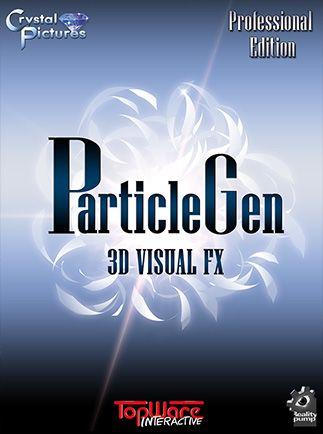 3D ParticleGen Visual FX Steam CD Key Global