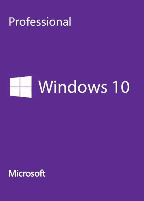 Microsoft Windows 10 Pro Retail CD-KEY GLOBAL