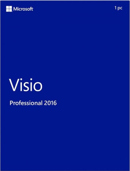 Visio Professional 2016 Key Global