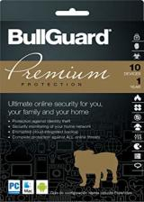 Official BullGuard Premium Protection 2018 10 PC 1 Year Key Global