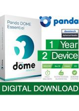 Official Panda Dome Essential 2 PC 1 Year Global Key