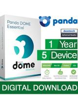 Official Panda Dome Essential 5 PC 1 Year Global Key