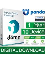Official Panda Dome Essential 10 PC 1 Year Global Key