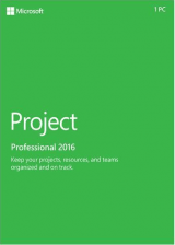 Official Project Professional 2016 Key Global