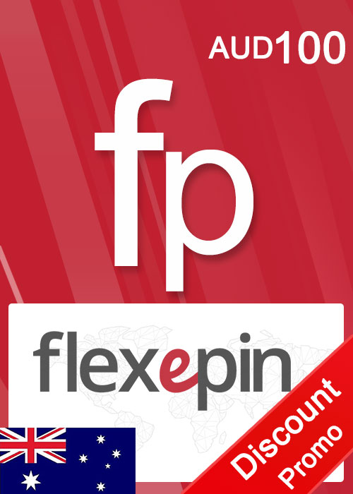 Flexepin Voucher Card 100 AUD