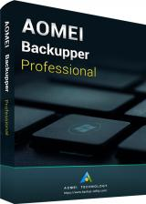 Official AOMEI Backupper Professional 5.6 Edition Key Global
