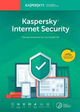 Official Kaspersky Internet Security 1 PC 1 YEAR EU