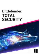 Official Bitdefender Total Security 10 PC 1 Year Key Global