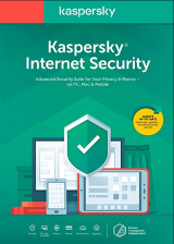 Official Kaspersky Internet Security 5 PC 1 Year Key Global