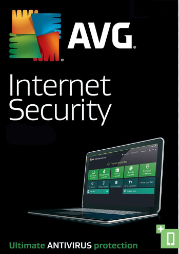 AVG Internet Security 10 PC 1 YEAR Global